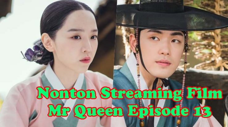 Nonton Streaming Film Mr Queen Episode 13