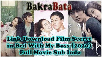 Link Download Film Secret in Bed With My Boss (2020) Full Movie Sub Indo