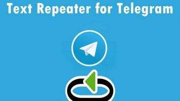 text repeater for telegram 2021